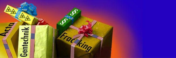 Acta, Gentechnik, Fracking: Campact startet einen Appell gegen TTIP