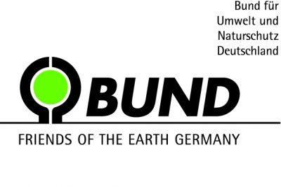 Logo BUND - Friends of the Earth Germany
