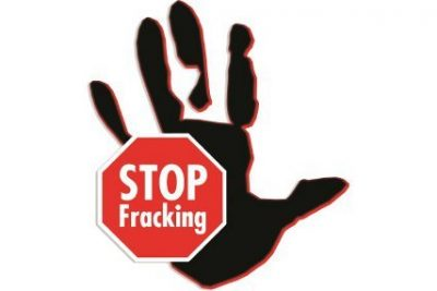 Logo Korbacher Resolution gegen Fracking