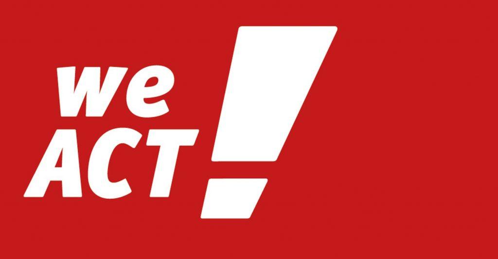 WeAct, die Petitionsplattform - Campact
