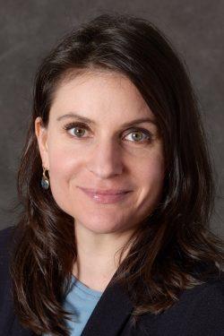 Profilbild Daphne Heinsen, Campact-Vorstand