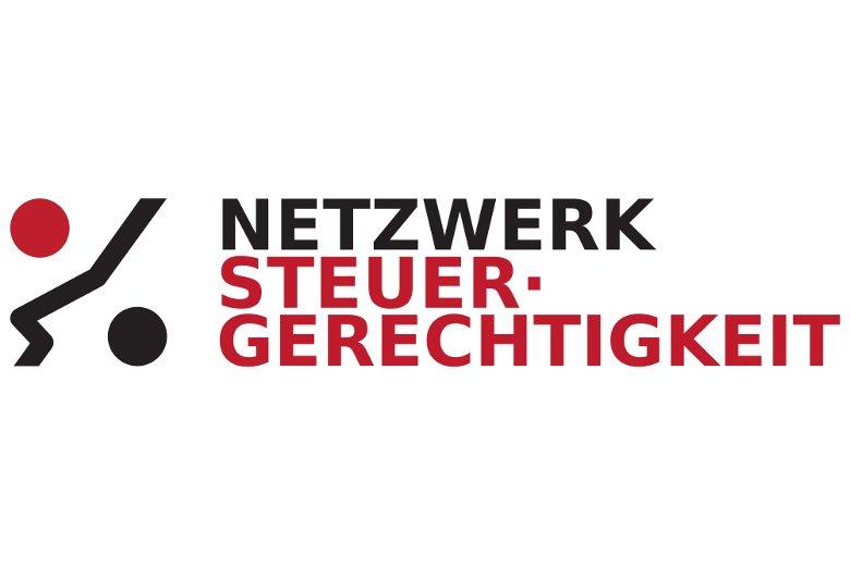 Logo: Netzwerk Steuergerechtigkeit