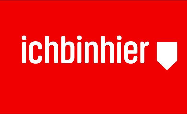Logo ichbinhier