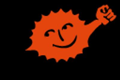Logo Anti Atom Berlin