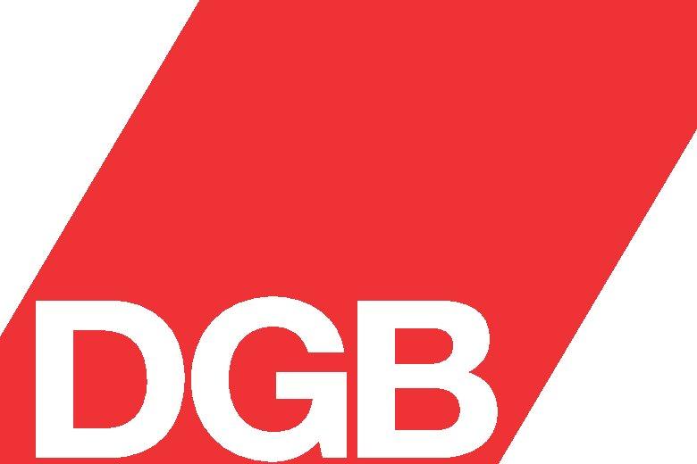 Logo DGB - Deutscher Gewerkschaftsbund