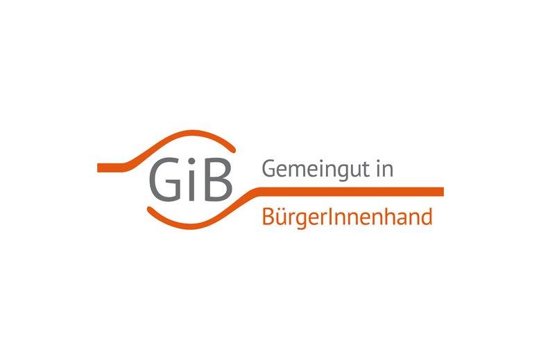 Logo GiB Gemeingut in BürgerInnenhand