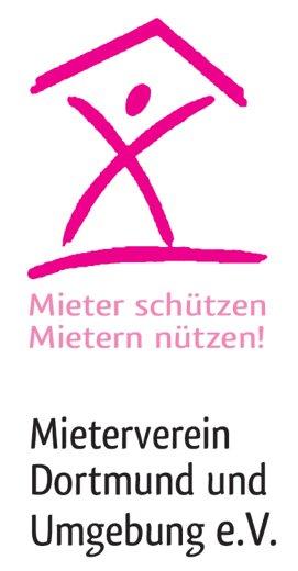 Logo Mieterverein Dortmund und Umgebung e.V.
