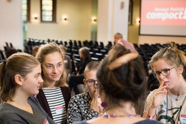 Campact-Aktionskonferenz, Aktive diskutieren miteinander