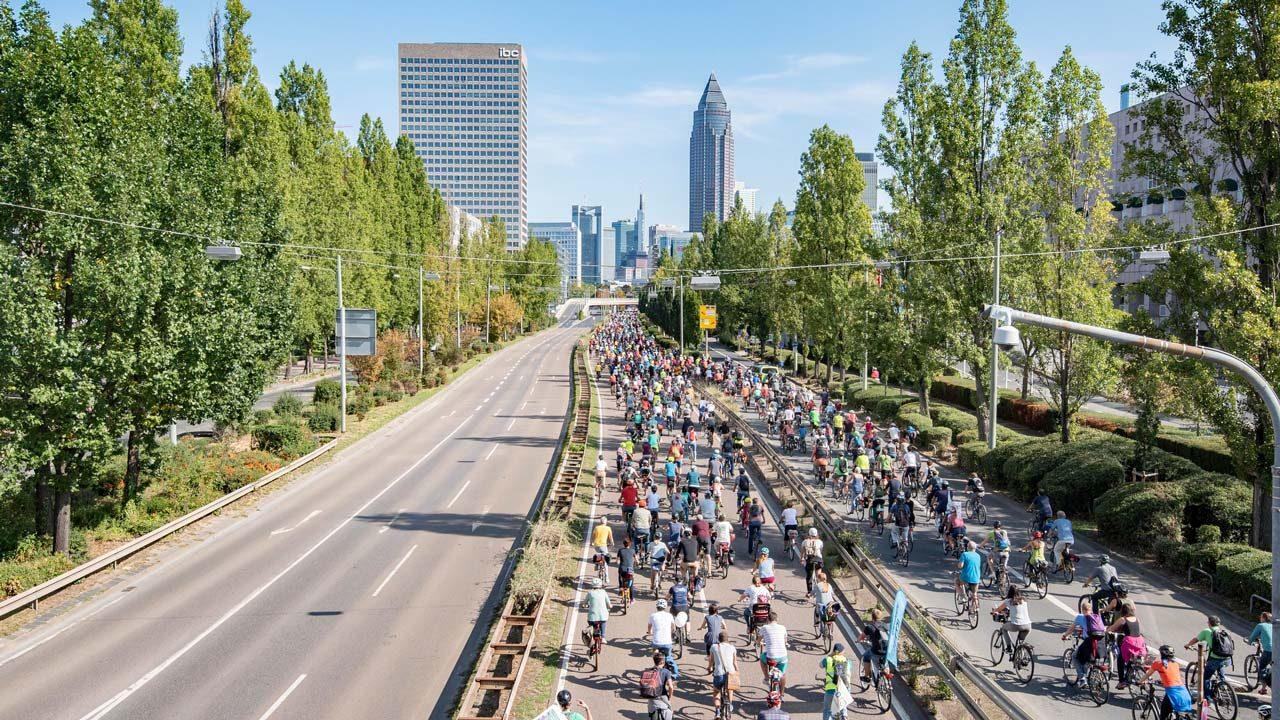 Verkehrswende: 25.000 bei der IAA!