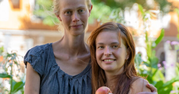 Caro und Franzi retten Lebensmittel - Unterzeichnen Sie jetzt ihre Petition auf WeAct