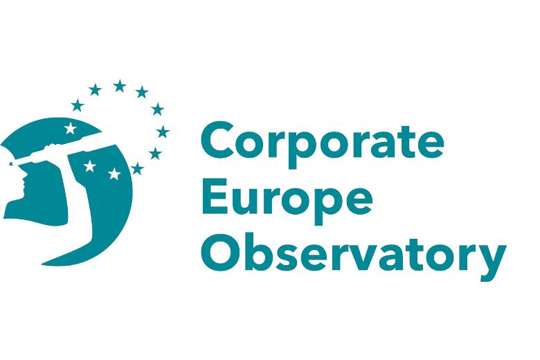 Logo Corporate Europe Observatory