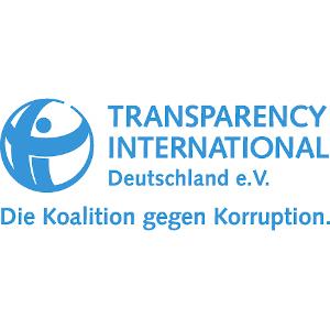 Logo Transparency International Deutschland e. V.