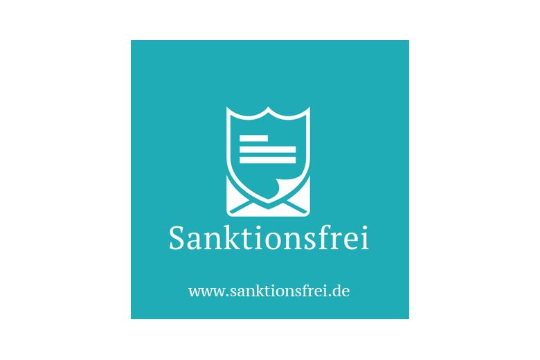 Logo Sanktionsfrei