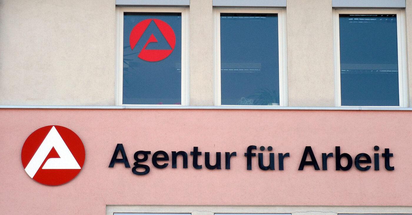 Aussenfassade der Bundesagentur für Arbeit