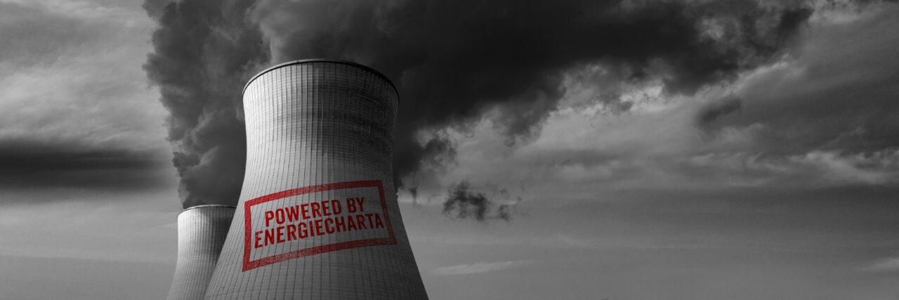 Energiecharta zerstört das Klima, Campact startet einen Appell