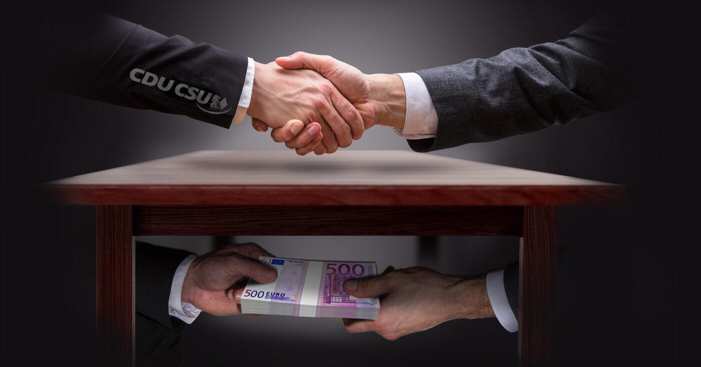 CDU-Skandale: Korruption bekämpfen, Campact startet einen Appell