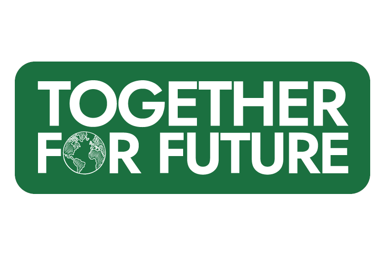 Logo Together for Future