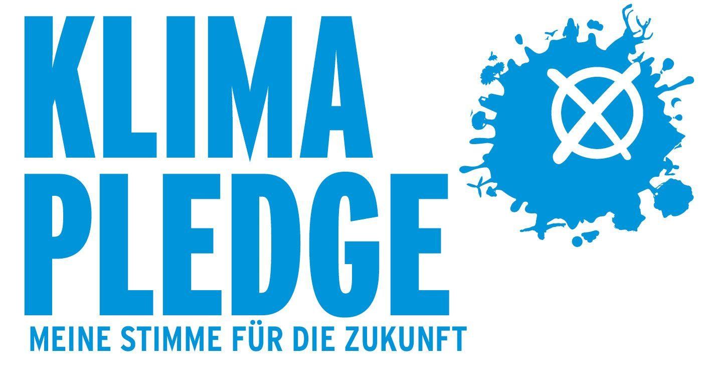 Logo von Klima Pledge